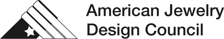 AJDC Logo White Stripes 2013