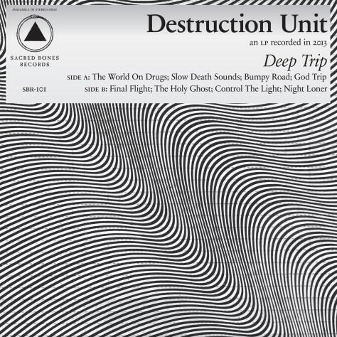 Destruction Unit Deep Trip Cover Art
