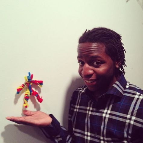 Xavier and Sculpture