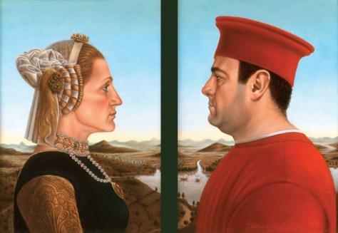 Duke and Duchess of North Caldwell Sopranos