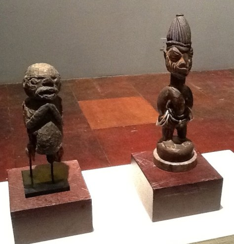 Hedy Klineman Ancestral Spirits Statues