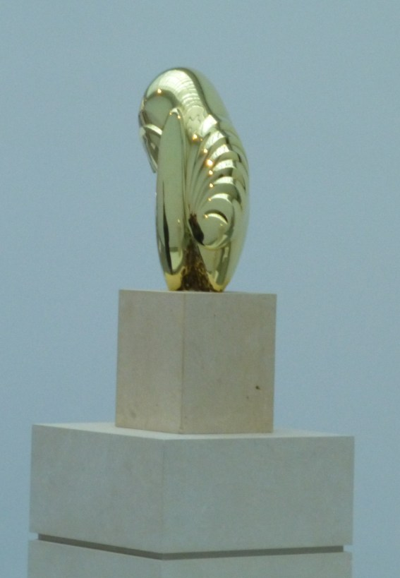 Brancusi Bronze Sculpture