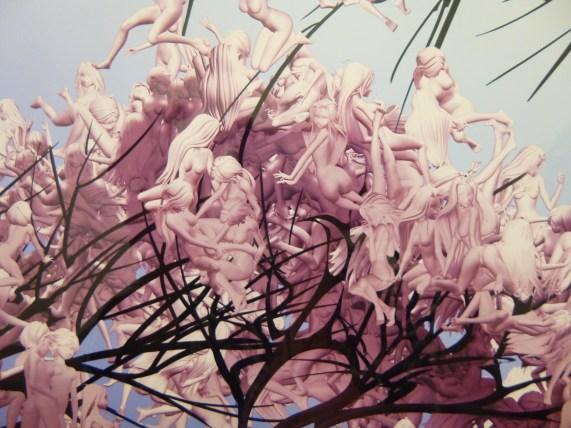 Jessica Lichtenstein Pink Detail