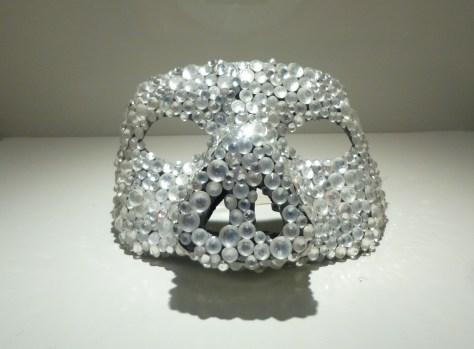 Lady Gaga Swine Mask