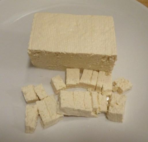Nasoya Organic Tofu Diced