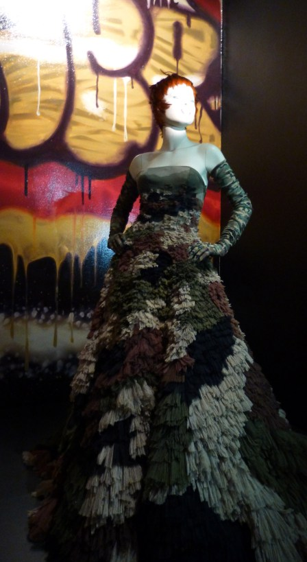 Camo Formal Gown