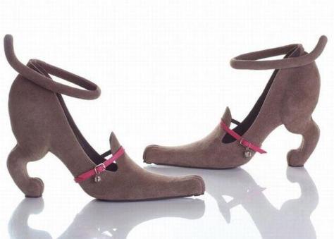 Cat High Heels
