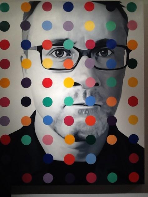 Damien Hirst By John Grande