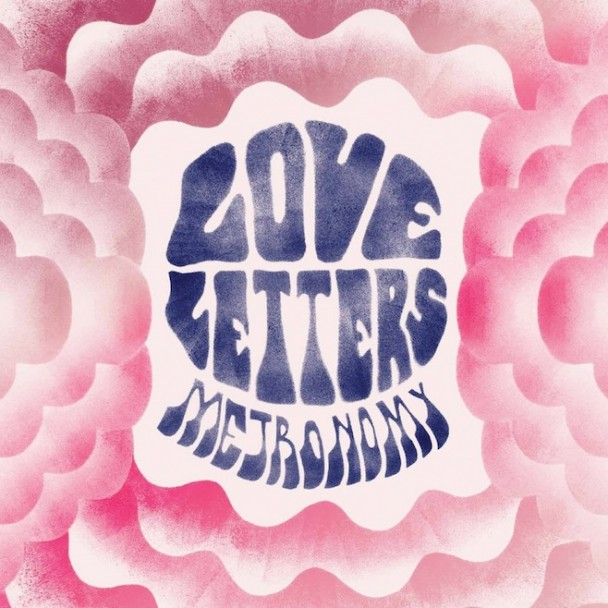 Metronomy Love Letters Cover Art