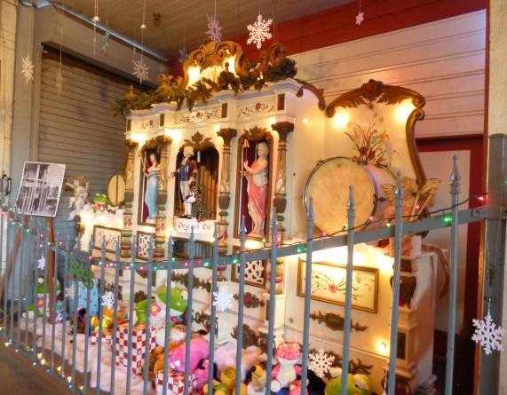 Griffith Park Merry Go Round Band Organ