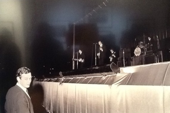 Brian Epstein and The Beatles