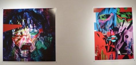 Two Prints By Joseph Arthur