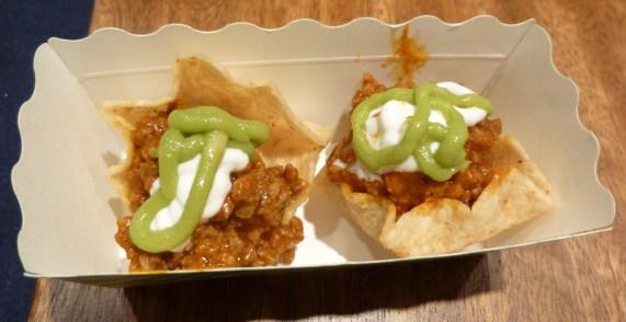 Veggie Blend Ins Tacos