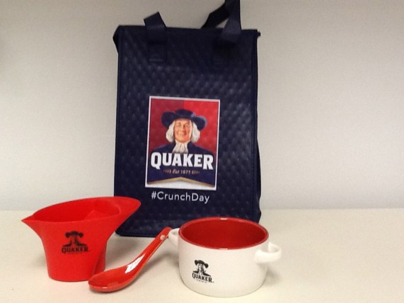 Quaker Oats Goodies