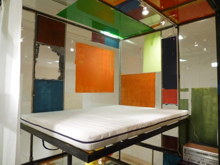 Glass House Bedroom