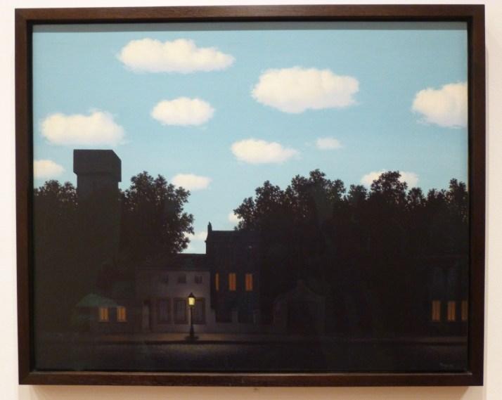 Rene Magritte Empire of Light II