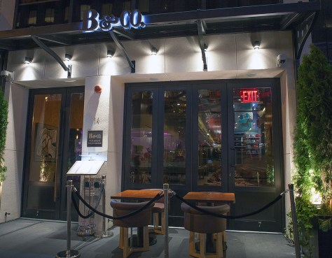 B and Co NYC
