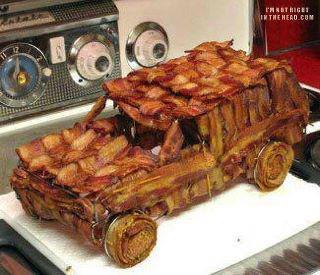 Bacon Jeep