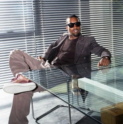 Kanye West Design Advice