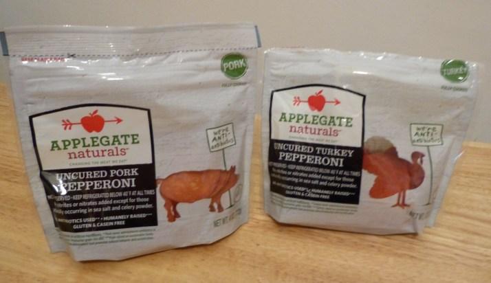 Applegate Naturals Pepperoni