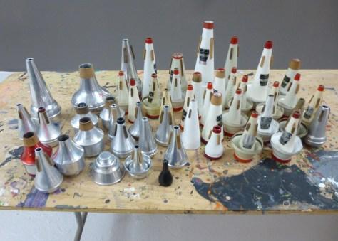 Instrument Mutes