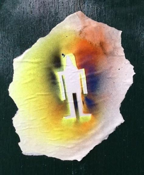 Stikman Stencil