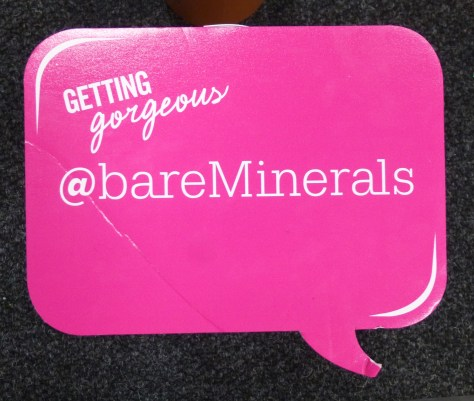 Bare Minerals on Twitter