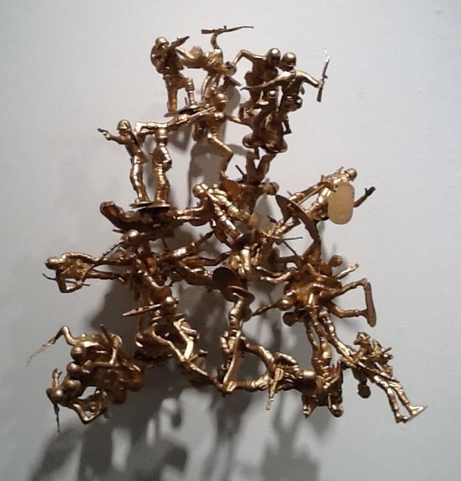 Baroque War Revisted By Margaret Roleke
