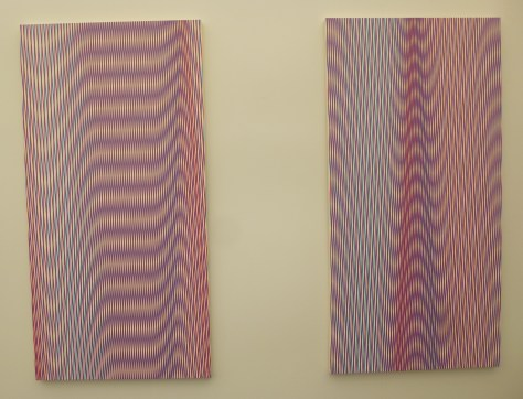 Dual Optical Paintings