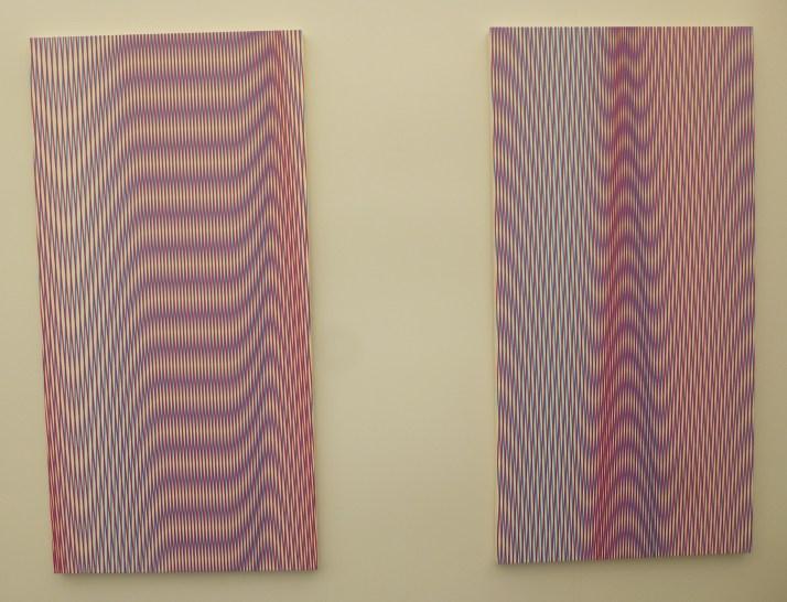 Dual Optical Paintings