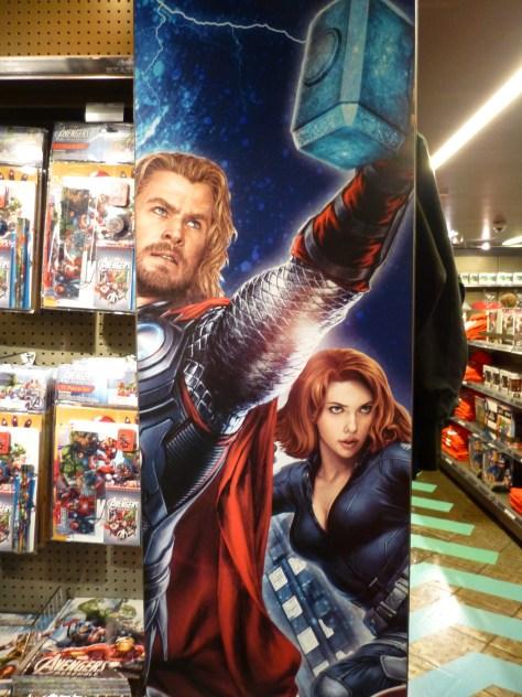 Thor Gift Shop
