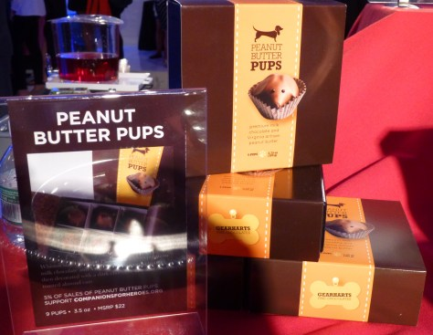 Peanut Butter Pups