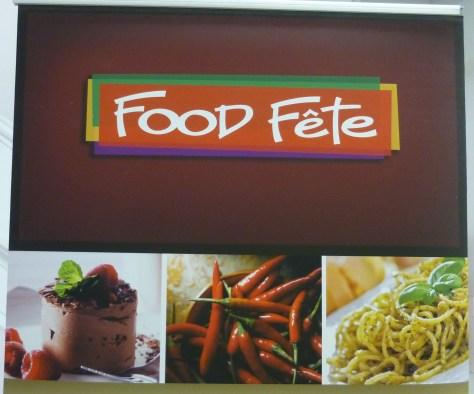Foot Fete Signage