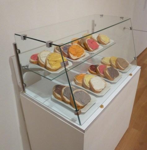 Claes Oldenburg Tartines
