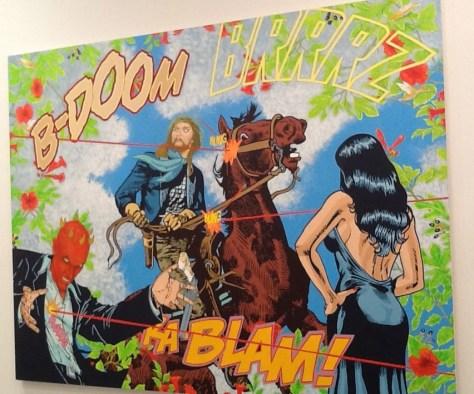 Jerry Kearns Exhibit
