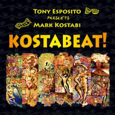 Kostabeat CD Cover