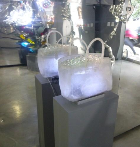 Randy Polombo Crystal Handbag