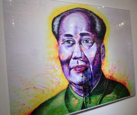 Mao Painting