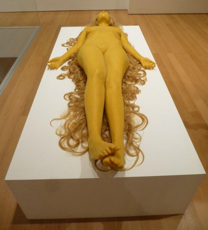 Nude Rapunzel