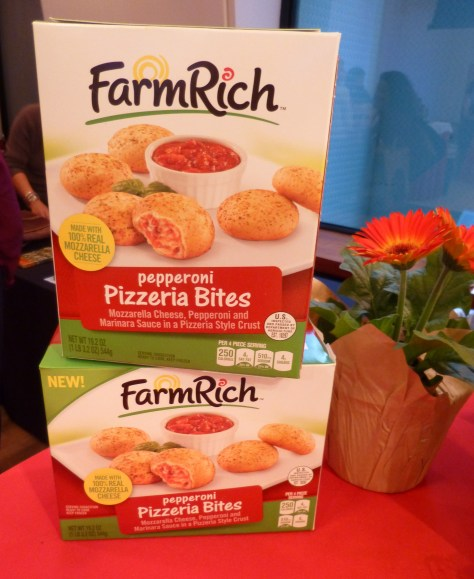 Farm Rich pepperoni Bites Packaging
