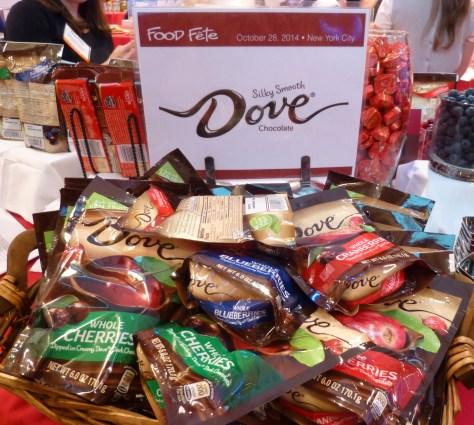 Dove Berries Display2