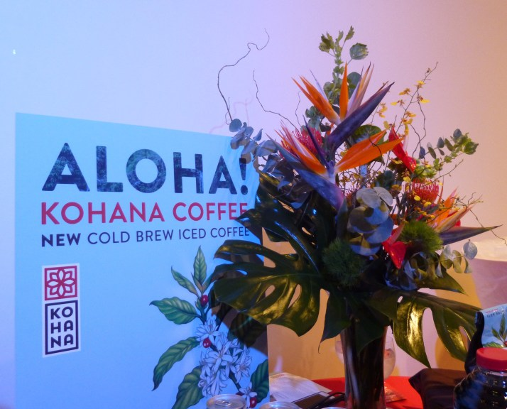 Kohana Coffee Signage