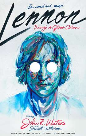Lennon Glass Onion Poster