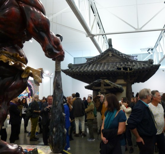 Gallery View with Pagoda