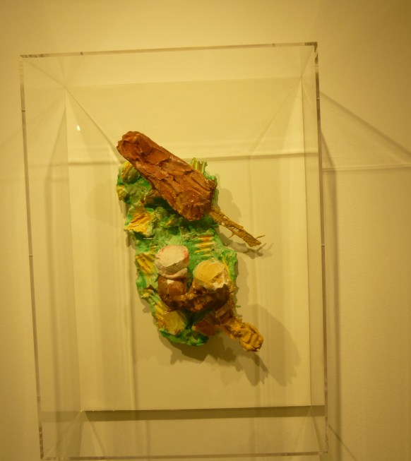 CLAES OLDENBURG Ice Cream Display