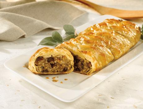 Sausage Stuffing Pastry
