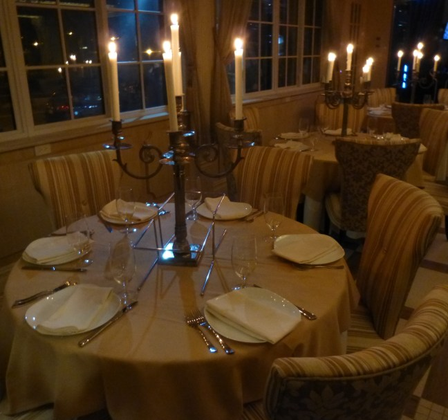 Vis a Vis Dining Room