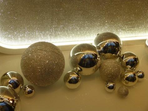 Silver Christmas Balls