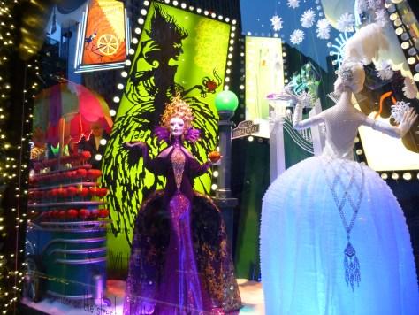 Snow White Store Window