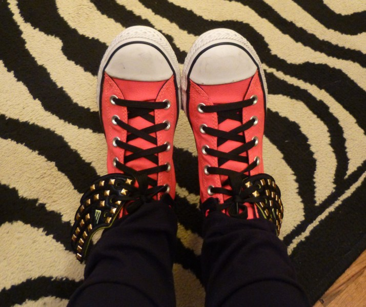 Shoes with Shwings